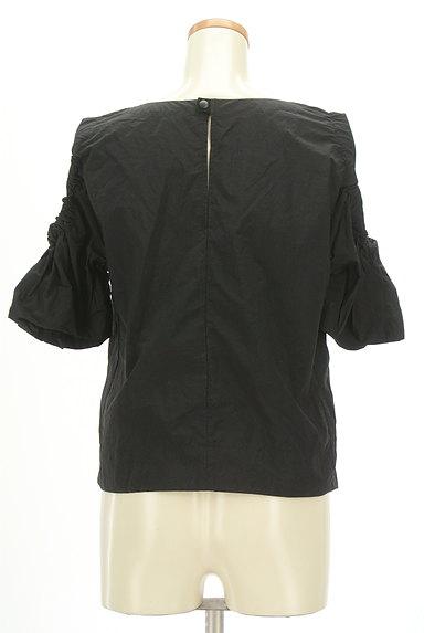 ROSE BUD(ローズバッド)の古着「袖開きデザインカットソー(カットソー・プルオーバー)」大画像2へ