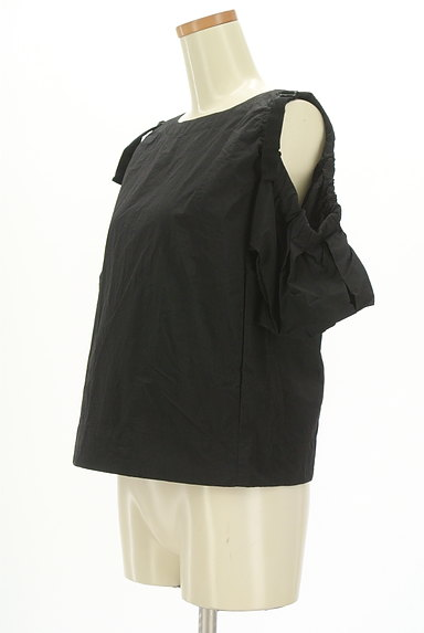ROSE BUD(ローズバッド)の古着「袖開きデザインカットソー(カットソー・プルオーバー)」大画像3へ