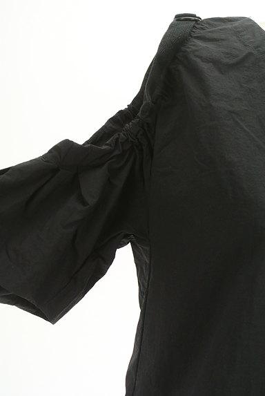 ROSE BUD(ローズバッド)の古着「袖開きデザインカットソー(カットソー・プルオーバー)」大画像5へ