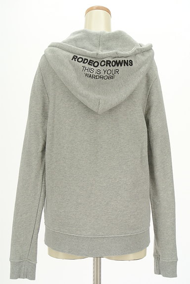 RODEO CROWNS(ロデオクラウン)の古着「フード付スウェットパーカー(スウェット・パーカー)」大画像2へ