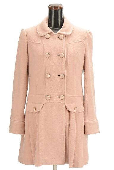 LODISPOTTO(ロディスポット)の古着「衿袖ファー付プリーツロングコート(コート)」大画像4へ
