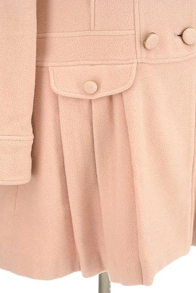 LODISPOTTO(ロディスポット)の古着「衿袖ファー付プリーツロングコート(コート)」大画像5へ