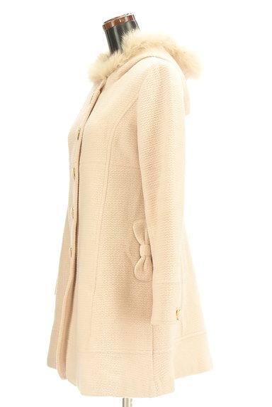 LODISPOTTO(ロディスポット)の古着「ロングペプラムウールコート(コート)」大画像3へ