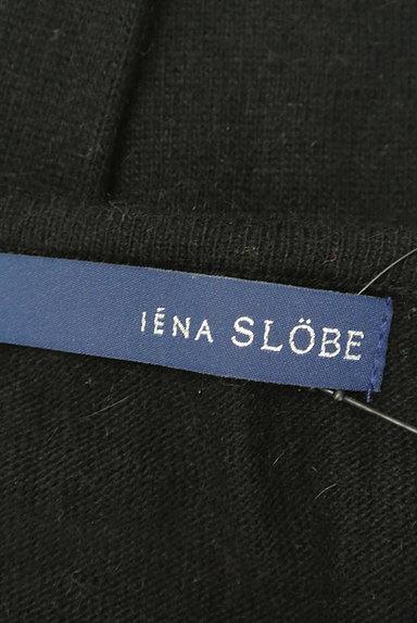 SLOBE IENA(スローブイエナ)の古着「切替花レースバイカラーニット(ニット)」大画像6へ