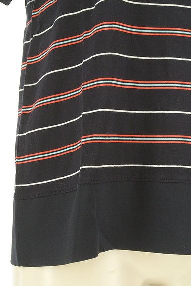 McGREGOR(マックレガー)の古着「スキッパーカラーボーダーポロシャツ(カットソー・プルオーバー)」大画像5へ