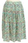 NIMES(ニーム)の古着「スカート」後ろ