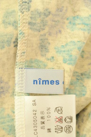 NIMES(ニーム)の古着「レトロ小花柄ギャザースカート(スカート)」大画像6へ