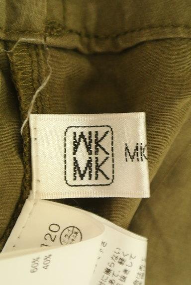 MK MICHEL KLEIN(エムケーミッシェルクラン)の古着「ワイドクロップドパンツ(パンツ)」大画像6へ