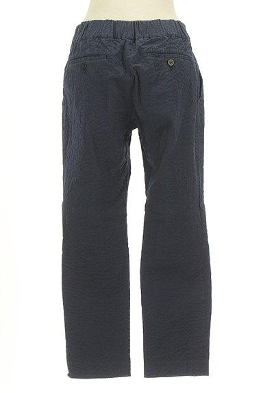 UNITED ARROWS(ユナイテッドアローズ)の古着「凹凸加工ストレートパンツ(パンツ)」大画像2へ