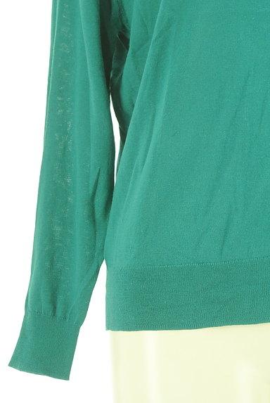 McGREGOR(マックレガー)の古着「デコルテレース編みカーディガン(カーディガン・ボレロ)」大画像5へ