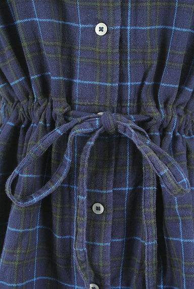 McGREGOR(マックレガー)の古着「ウエストドロストフランネルシャツ(カジュアルシャツ)」大画像5へ