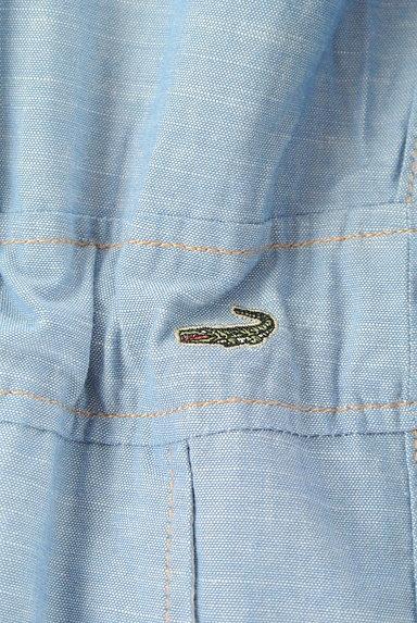 Crocodile(クロコダイル)の古着「ダンガリーシャツワンピース(ワンピース・チュニック)」大画像4へ