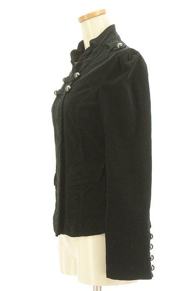 MAX&Co.(マックス&コー)の古着「ナポレオン風コーデュロイジャケット(コート)」大画像3へ