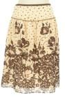 Rouge vif La cle(ルージュヴィフラクレ)の古着「スカート」後ろ