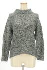 PLST(プラステ)の古着「セーター」前
