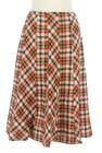 Jocomomola(ホコモモラ)の古着「スカート」前