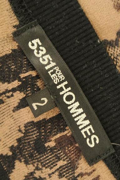 5351 POUR LES HOMMES(5351プール・オム)トレーナー・セーター買取実績のタグ画像