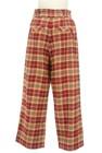 Jocomomola(ホコモモラ)の古着「パンツ」後ろ