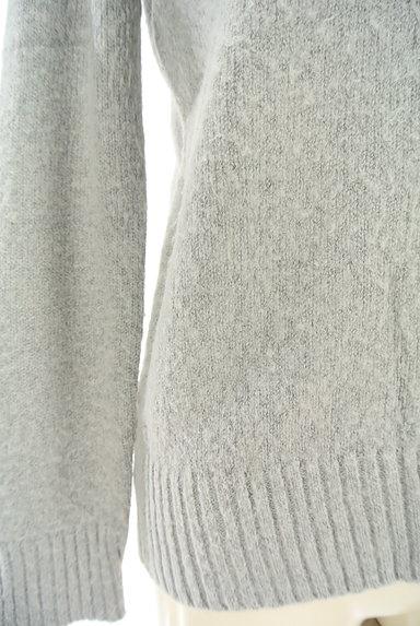 MARY QUANT(マリークワント)の古着「バイカラーボタンカーディガン(カーディガン・ボレロ)」大画像5へ
