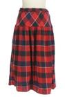 CUBE SUGAR(キューブシュガー)の古着「ロングスカート・マキシスカート」後ろ