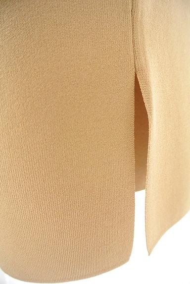 INDIVI(インディヴィ)の古着「スリットワイドニットパンツ(パンツ)」大画像5へ