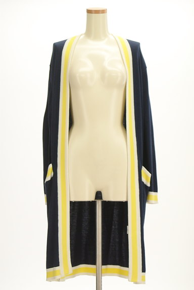 RODEO CROWNS(ロデオクラウン)の古着「虎刺繍ロングカーディガン(カーディガン・ボレロ)」大画像1へ