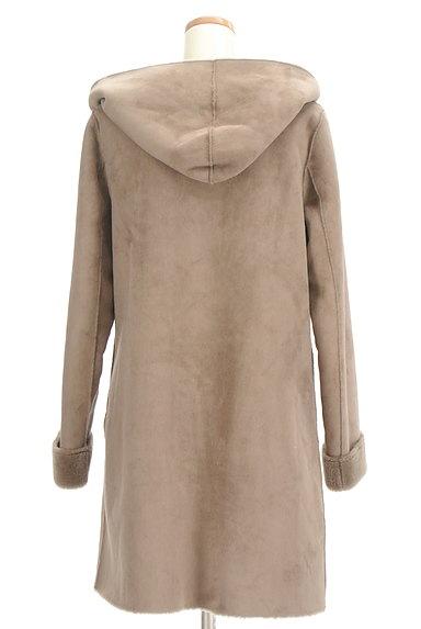 KATHARINE ROSS(キャサリンロス)の古着「フード付きムートンコート(コート)」大画像2へ