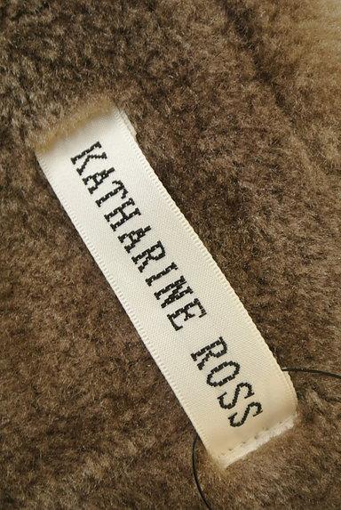KATHARINE ROSS(キャサリンロス)の古着「フード付きムートンコート(コート)」大画像6へ