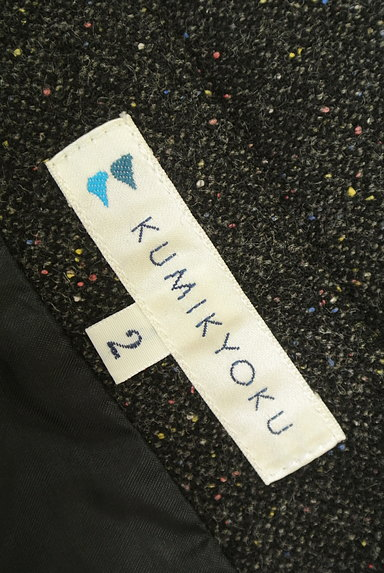 KUMIKYOKU(組曲)の古着「バックタックウールミニスカート(ミニスカート)」大画像6へ