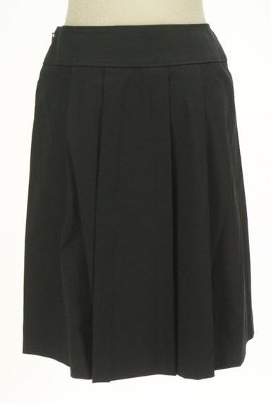 ef-de(エフデ)の古着「シンプルタックフレアスカート(スカート)」大画像2へ