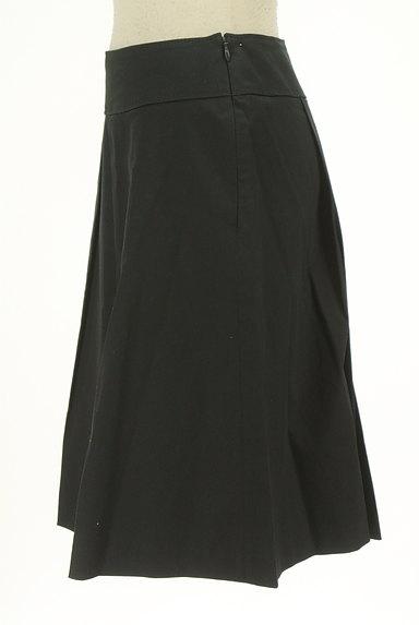 ef-de(エフデ)の古着「シンプルタックフレアスカート(スカート)」大画像3へ