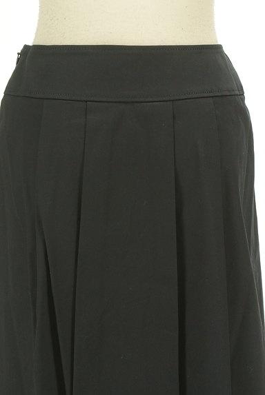 ef-de(エフデ)の古着「シンプルタックフレアスカート(スカート)」大画像5へ