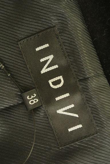 INDIVI(インディヴィ)の古着「コンパクトベロアジャケット(ジャケット)」大画像6へ