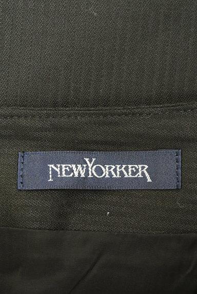 NEW YORKER(ニューヨーカー)の古着「セミフレアミモレスカート(スカート)」大画像6へ