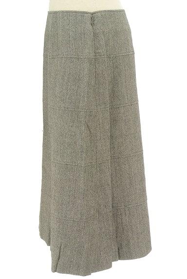 NEW YORKER(ニューヨーカー)の古着「セミタイトシンプルウールスカート(スカート)」大画像3へ