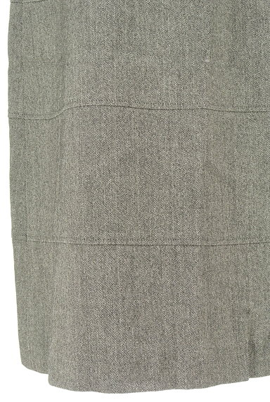 NEW YORKER(ニューヨーカー)の古着「セミタイトシンプルウールスカート(スカート)」大画像5へ