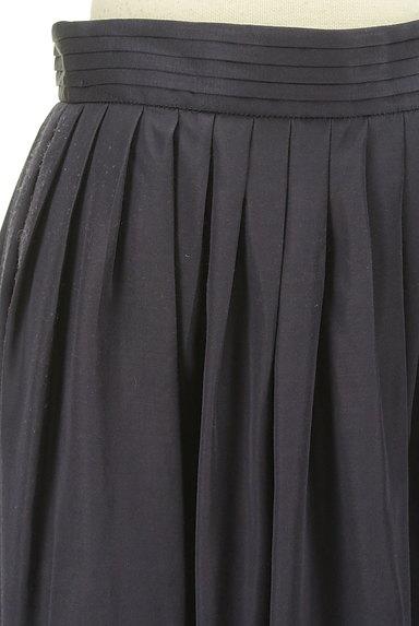 ROPE(ロペ)の古着「ギャザーフレア膝丈スカート(スカート)」大画像4へ