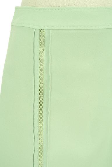 SunaUna(スーナウーナ)の古着「刺繍レースラインフレアスカート(スカート)」大画像4へ