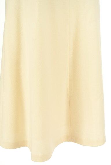SunaUna(スーナウーナ)の古着「ミモレ丈ウールフレアスカート(スカート)」大画像4へ