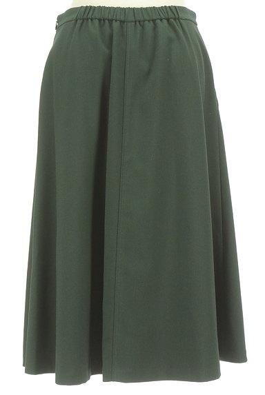 SunaUna(スーナウーナ)の古着「ミモレ丈フレアスカート(スカート)」大画像2へ