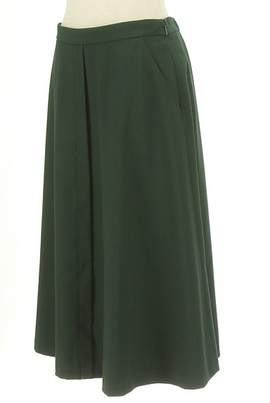 SunaUna(スーナウーナ)の古着「ミモレ丈フレアスカート(スカート)」大画像3へ