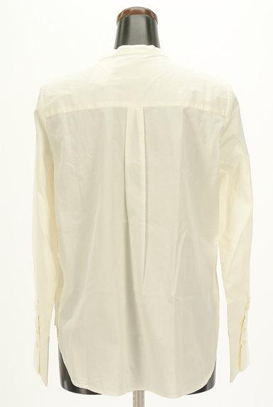 OPAQUE.CLIP(オペークドットクリップ)の古着「バンドカラーコットンシャツ(カジュアルシャツ)」大画像2へ