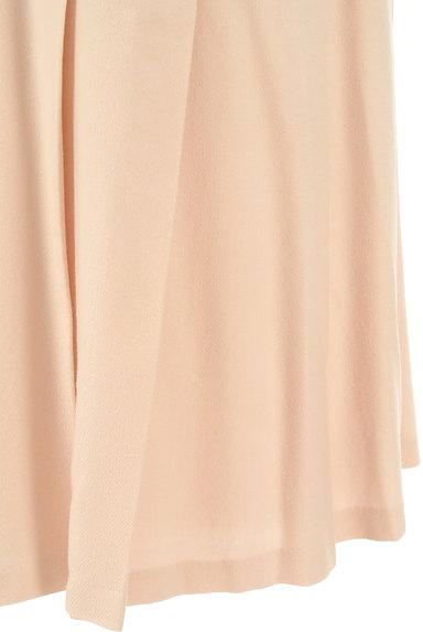 UNTITLED(アンタイトル)の古着「タックフレアミモレスカート(スカート)」大画像5へ