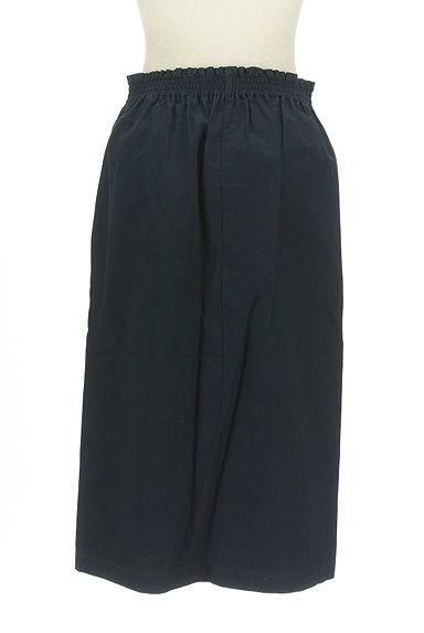 SM2(サマンサモスモス)の古着「フロントボタンミモレ丈タイトスカート(ロングスカート・マキシスカート)」大画像2へ