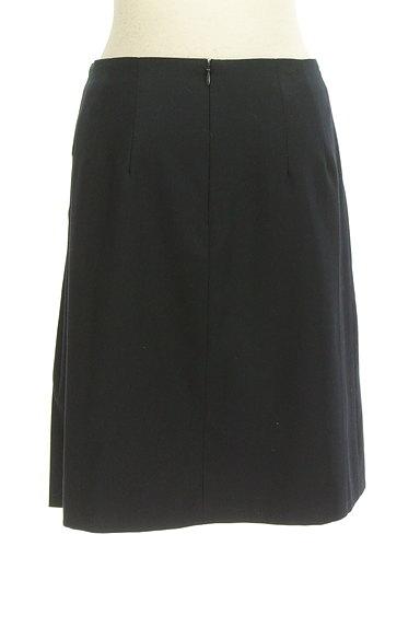 Lois CRAYON(ロイスクレヨン)の古着「サイドベルトプリーツフレアスカート(スカート)」大画像2へ