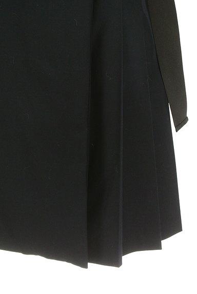Lois CRAYON(ロイスクレヨン)の古着「サイドベルトプリーツフレアスカート(スカート)」大画像5へ