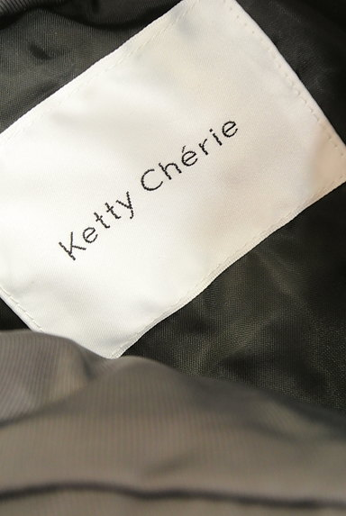 Ketty Cherie(ケティ シェリー)の古着「キルティングダウンコート(ダウンジャケット・ダウンコート)」大画像6へ