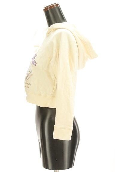 LIZ LISA(リズリサ)の古着「トランプ刺繍スウェットパーカー(スウェット・パーカー)」大画像3へ