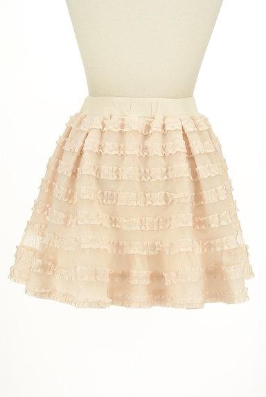 LIZ LISA(リズリサ)の古着「フリルミニフレアスカート(ミニスカート)」大画像2へ