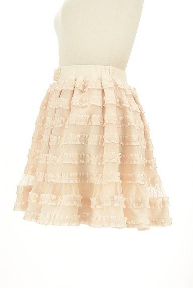 LIZ LISA(リズリサ)の古着「フリルミニフレアスカート(ミニスカート)」大画像3へ